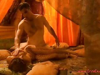 पीओवी blowjob सेक्सी पिक्चर मूवी हिंदी - श्यामला यह सब लेता है!